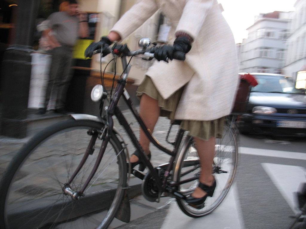photo cycliste