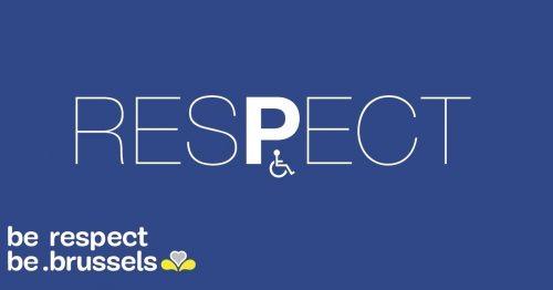 Garez-vous avec respect