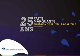 Rapport annuel 2013 SPRB - 25 faits marquants