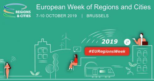 Bientôt la Semaine européenne des Régions et des Villes
