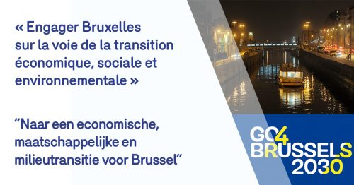 Go4Brussels2030 : en route vers la transition