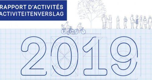 Les temps forts de l'année 2019 du Service public régional de Bruxelles