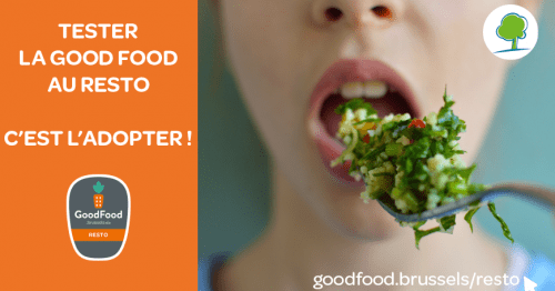 La Good Food au resto ? La tester, c'est l'adopter !